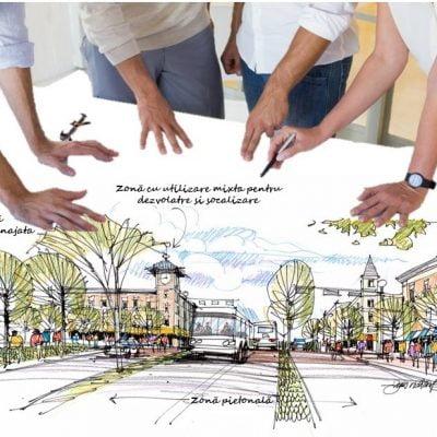 Curs Tehnician proiectant urbanism si amenajarea teritoriului