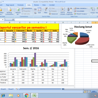 Curs Excel Avansat